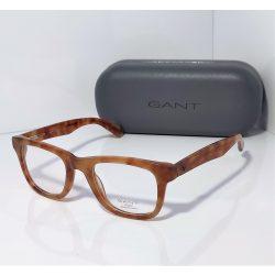 Gant szemüvegkeret GRA034 K83 50 | GR WOLFIE LTO 50 férfi barna /kac