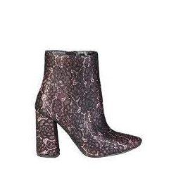 Fontana 2.0 női boka csizma cipő LILLI_fekete méret : 39 /kac