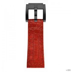 TW Steel  Marc Coblen karkötő Óra Karóraszíj bőr 22 mm Kroko Piros LB_R_K_B