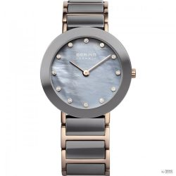Bering Ékszer Női óra  óra karóra  vékony klasszikus - 11429-769 nemesacél