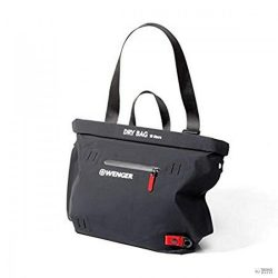Wenger Táska Dry  táska Cornol  oldal táska 12L Unisex férfi női fekete