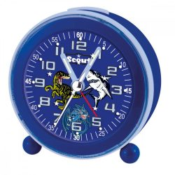 Scout gyerek Wecker ébresztő óra NightLight LED kék 280001007-1