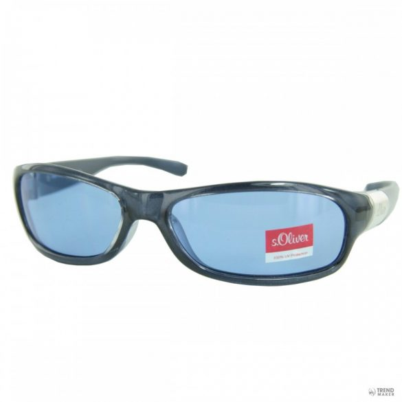 s.oliver napszemüveg 4181 C2 kék met SO41812