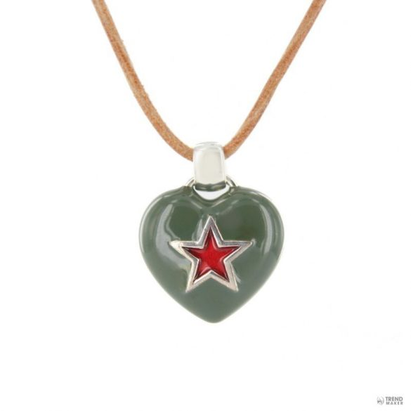 Heartbreaker by Drachenfels Női ezüst nyaklánc kiegészítőLánc LD HT 36