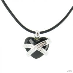 Heartbreaker by Drachenfels Női ezüst nyaklánc kiegészítőLánc LR ON 42