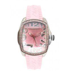 CHRONOTECH gyerek rózsaszín Quartz óra karóra CT7016LS-07
