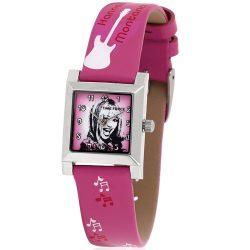 TIME FORCE gyerek rózsaszín Quartz óra karóra HM1004