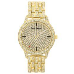 JUICY COUTURE női aranyEN Quartz óra karóra JC1138PVGB