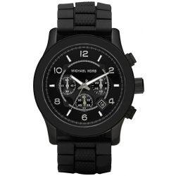 MICHAEL KORS férfi fekete Quartz óra karóra MK8181