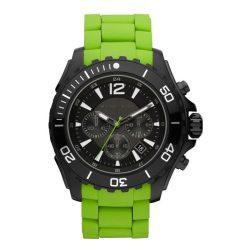 MICHAEL KORS férfi zöld Quartz óra karóra MK8236