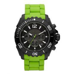 MICHAEL KORS  férfi óra karóra Quartz zöld