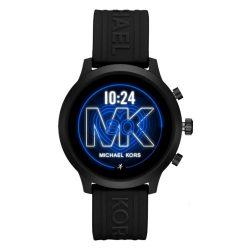 MICHAEL KORS Unisex férfi női fekete Quartz óra karóra MKT5072