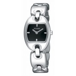 PULSAR női fekete Quartz óra karóra PJ5401X1