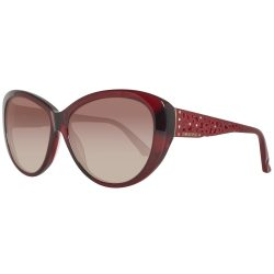 SWAROVSKI női világos piros / barna fokiens napszemüveg SK0053-6166F