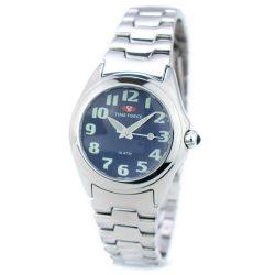 TIME FORCE nőiezüst óra karóra óra karóra TF1377L-05M
