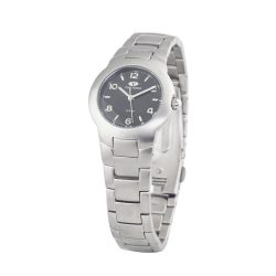 TIME FORCE nőiezüst Quartz óra karóra TF2287L-01M
