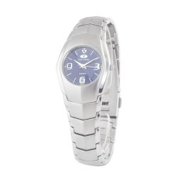 TIME FORCE nőiezüst Quartz óra karóra TF2296L-03M