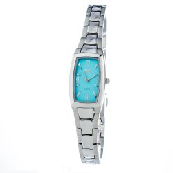 TIME FORCE nőiezüst Quartz óra karóra TF2566L-04M