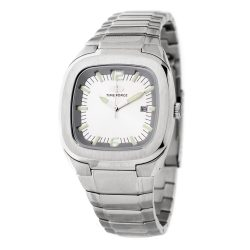 TIME FORCE nőiezüst Quartz óra karóra TF2576J-02M