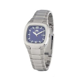 TIME FORCE nőiezüst Quartz óra karóra TF2576L-04M