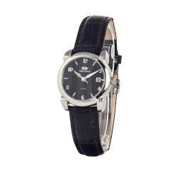 TIME FORCE női fekete Quartz óra karóra TF2584L-01