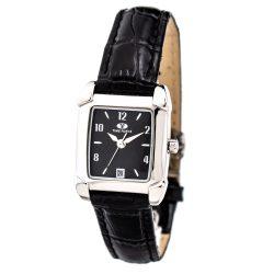 TIME FORCE női fekete Quartz óra karóra TF2586L-01