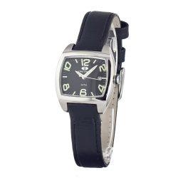 TIME FORCE női fekete Quartz óra karóra TF2588L-01