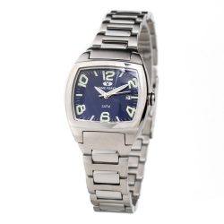 TIME FORCE nőiezüst Quartz óra karóra TF2588L-03M