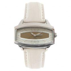 TIME FORCE női fehér Quartz óra karóra TF2996L04