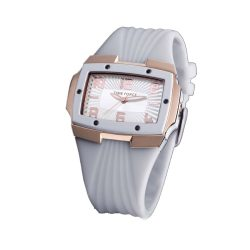 TIME FORCE női fehér Quartz óra karóra TF3135L11