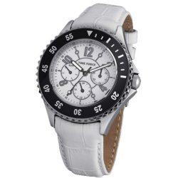 TIME FORCE női fehér Quartz óra karóra TF3300L02