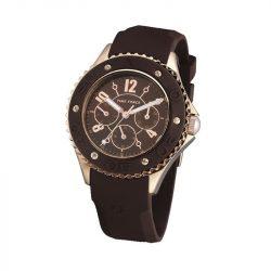 TIME FORCE női szürke Quartz óra karóra TF3301L14