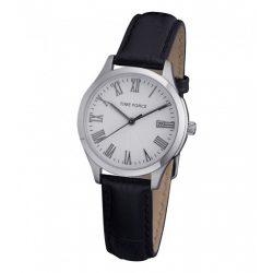 TIME FORCE női fekete Quartz óra karóra TF3305L02