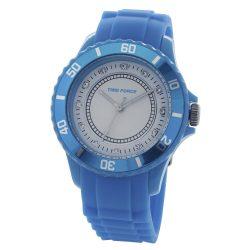TIME FORCE női kék Quartz óra karóra TF4024L13