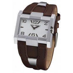 TIME FORCE női barna Quartz óra karóra TF4033L12