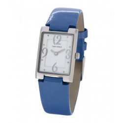 TIME FORCE női kék Quartz óra karóra TF4066L03