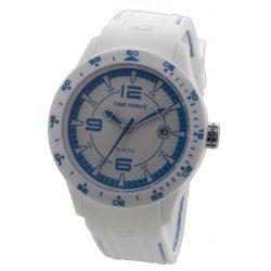 TIME FORCE női fehér Quartz óra karóra TF4154L03