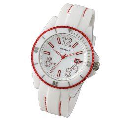 TIME FORCE női fehér Quartz óra karóra TF4186L05