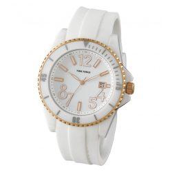 TIME FORCE női fehér Quartz óra karóra TF4186L11