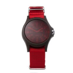 TIMEX férfi piros Quartz óra karóra TW2V12100LG