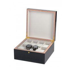 Rothenschild óra karóra & ékszer doboz RS-5598-8 For 8 óra karóra óra karórabox