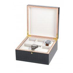 Rothenschild óra karóra & ékszer doboz RS-5598-6 For 6 óra karóra óra karórabox