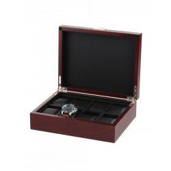 Rothenschild óra karóra doboz RS-2376-8C For 8 óra karóra barna óra karórabox