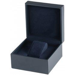 kék bőrette óra karóraajándékbox RS-3030-1kék óra karórabox