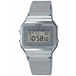 Casio A700WEM-7AEF klasszikus Collection 33mm 3ATM karóra női, férfi, Unisex férfi női