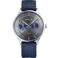 Bering Ékszer 11539-873 titanium férfi's óra karóra 39mm 5ATM karóra