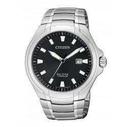 Citizen BM7430-89E Eco-Drive Super-Titanium férfi 42mm 10 ATM karóra férfi