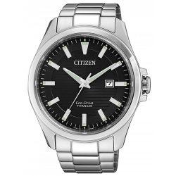 Citizen BM7470-84E Eco-Drive Titanium férfi 43mm 10ATM karóra férfi