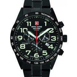 Swiss Alpine Military 7047.9177 chrono 43mm 10ATM karóra férfi