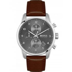 Hugo Boss 1513787 Skymaster chrono 44mm 5 ATM karóra